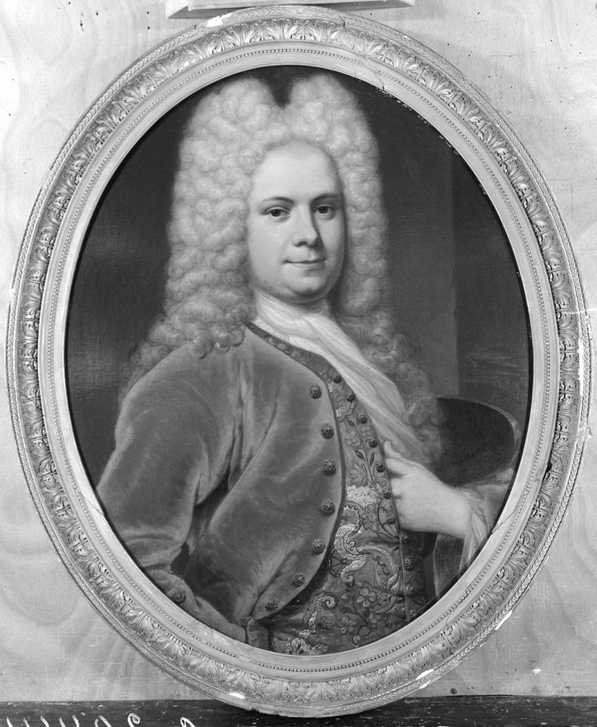 Mr. Cornelis Jansz. Backer (1692-1766)