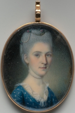 Mrs. Joseph Donaldson (Frances Johnston)