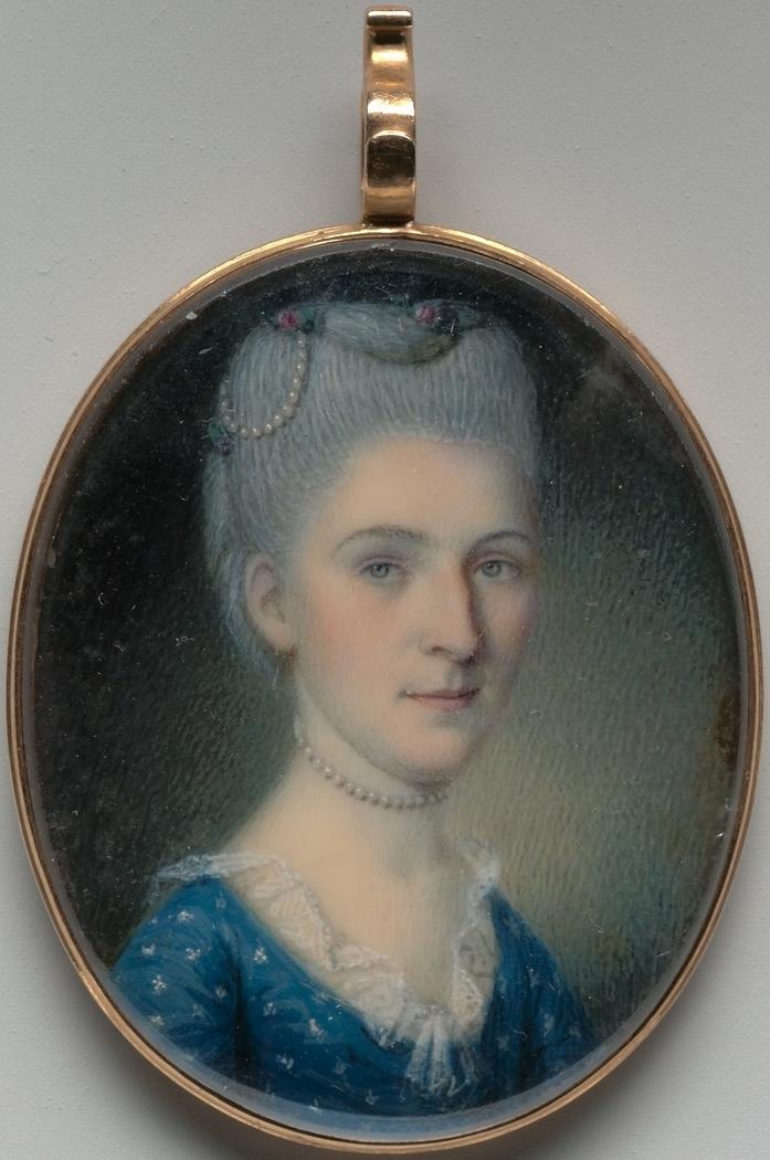 Mrs. Joseph Donaldson (Frances Johnston)
