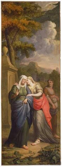 Naomi, Ruth en Orpa