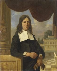 Nicolaes Eichelberg (d. 1699). Haarlem Merchant, Husband of Helena van der Schalcke