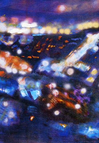 Nightscape / Airport