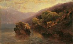 Partie vom Genfer See