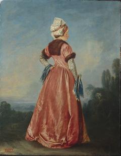 Polish woman (La femme polonaise)