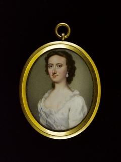 Portrait d'une jeune femme (J 822)