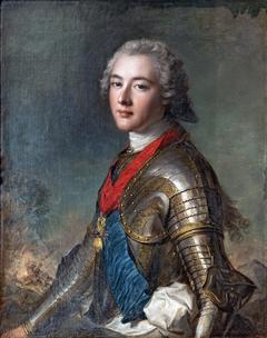 Portrait de Louis Jean Marie de Bourbon, duc de Penthièvre (1725-1793)