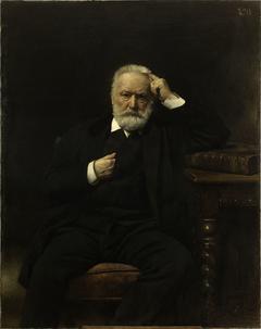 Portrait de M. Victor Hugo