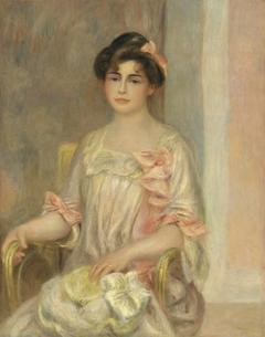 Portrait de Madame Josse Bernheim-Dauberville