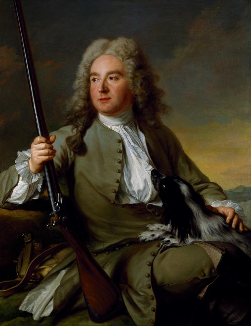 Portrait of a Gentleman as a Hunter