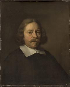 Portrait of a Gentleman [possibly Jacob van Campen]