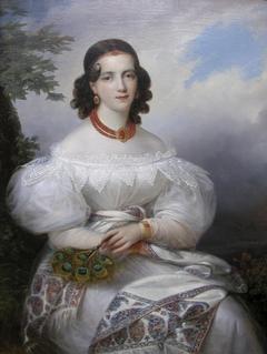 Portrait of a German Princess