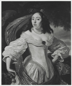 Portrait of a Woman, possibly Elisabeth, sister of Samuel de Marez