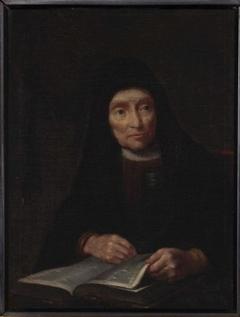 Portrait of a Woman Reading