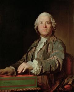 Portrait of Christoph Willibald von Gluck