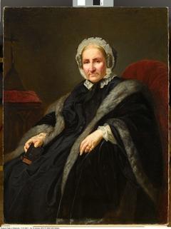 Portrait of countess Róża Sobańska