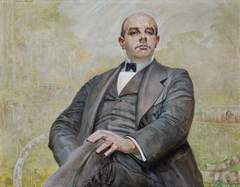 Portrait of Edward Maurizio