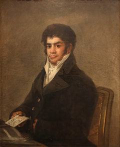 Portrait of Francisco del Mazo