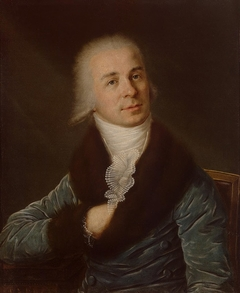 Portrait of Gavrila Derzhavin