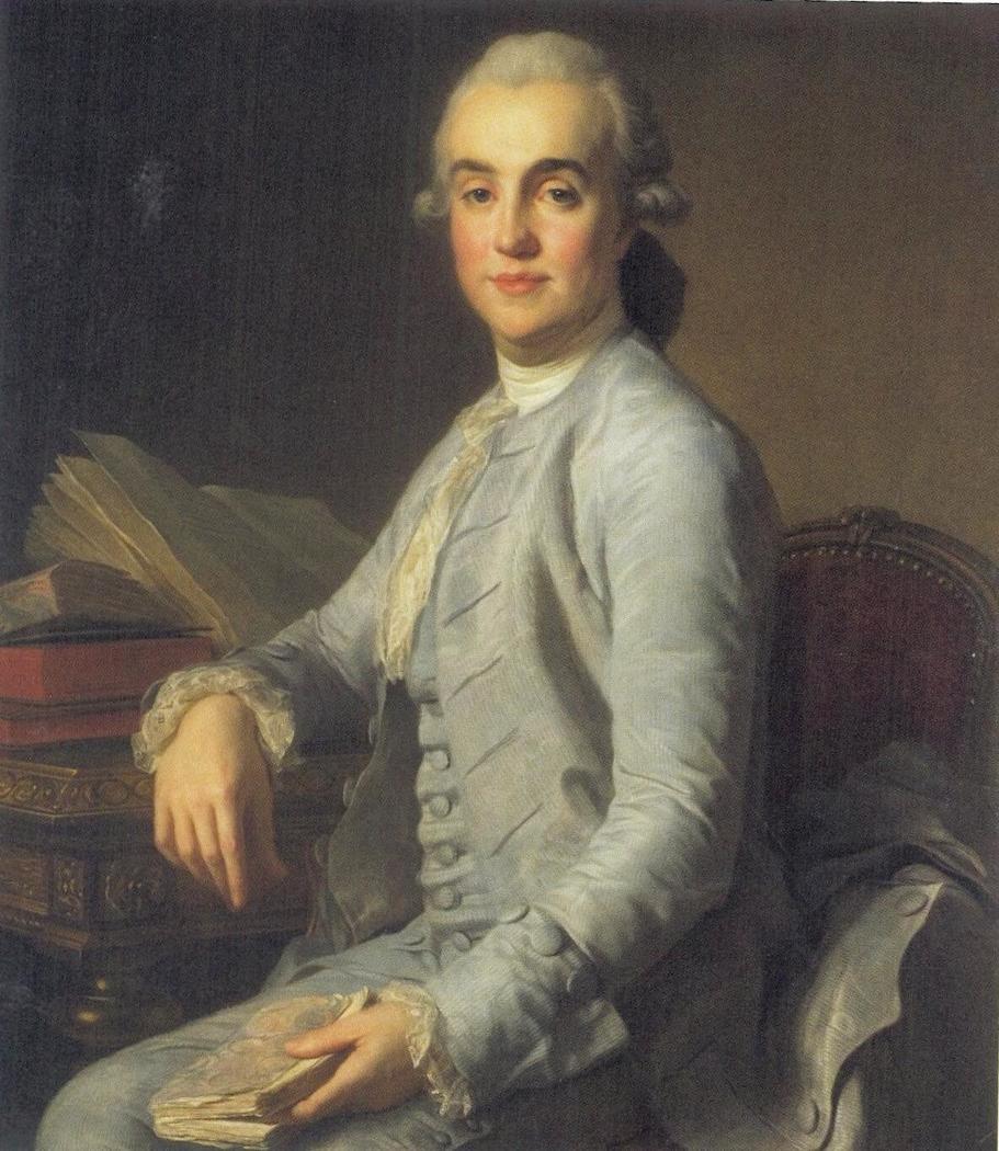 Portrait of Gustaf Adolf Sparre