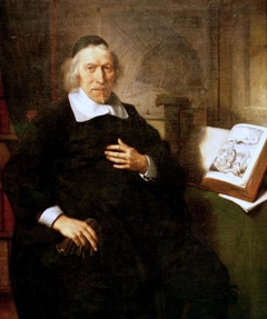 Portrait of Isaac Commelin