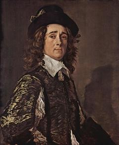 Portrait of Jasper Schade van Westrum