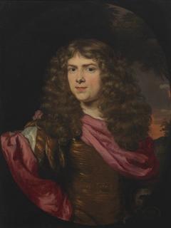 Portrait of Joost van Hoogenhouck