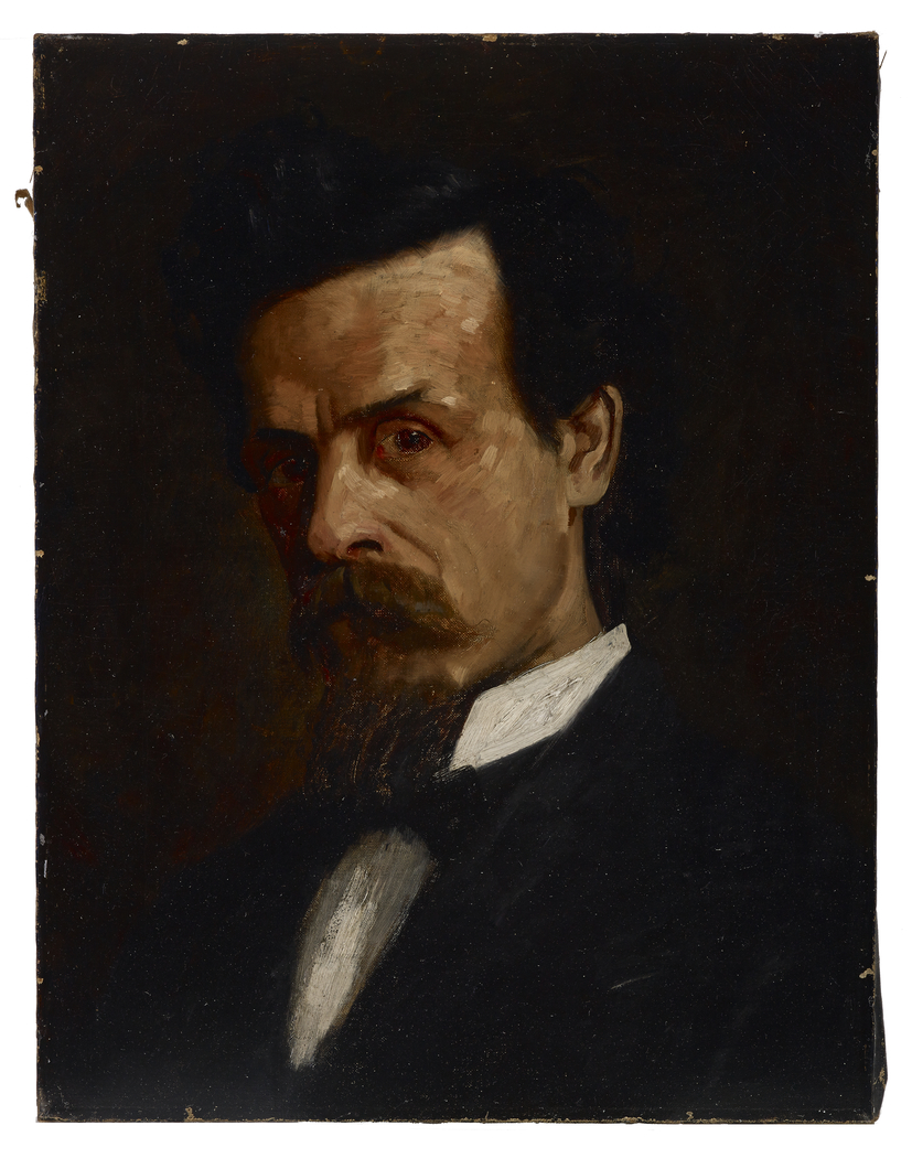 Portrait of Louis A. Kiefer