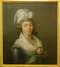 Portrait of Madame Roland