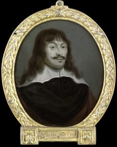 Portrait of Marcus Zuërius van Boxhorn, Historian and Professor at Leiden