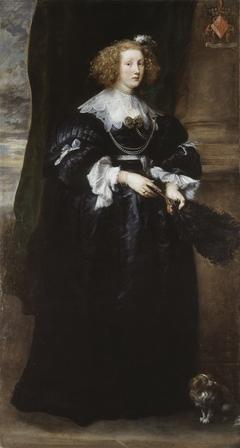 Portrait of Marie de Raet