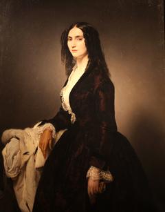 Portrait of Matilde Juva Branca