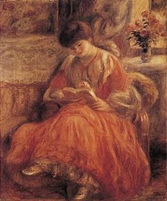 Portrait of Misia Sert