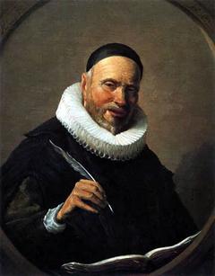 Portrait of Pieter Bor