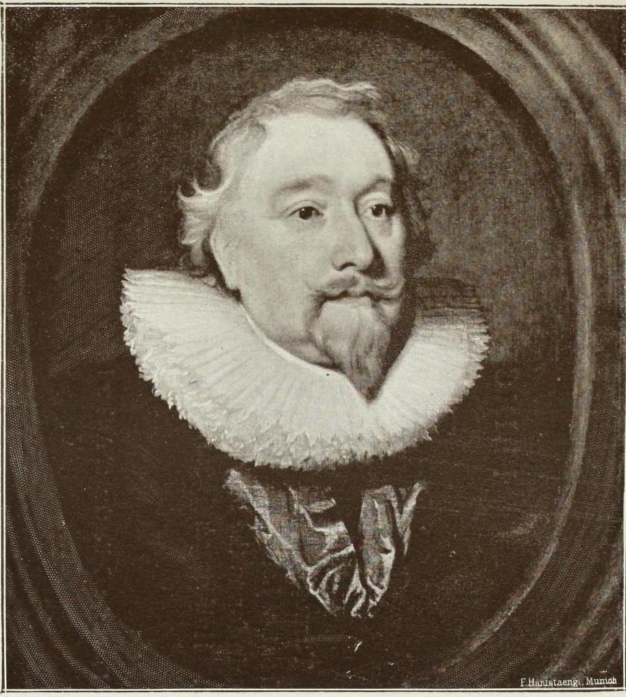 Portrait of Richard Weston, Earl of Portland