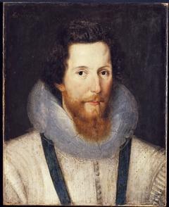 Portrait of Robert Devereux, Second Earl of Essex (1565-1601)
