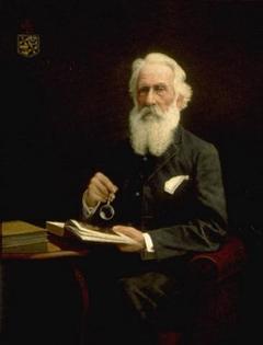 Portrait of Sir John Logan Campbell