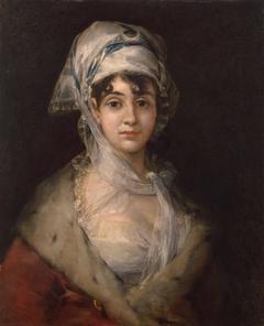 Portrait of the Actress Antonia Zarate