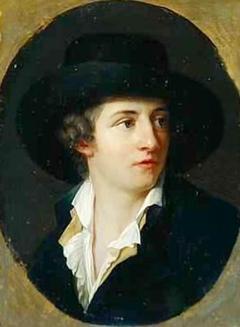 Portrait of the Sculptor Johann Christian Ruhl