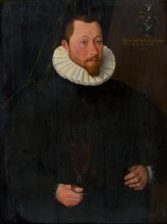 Portrait of Tobiáš Hundertstorfter