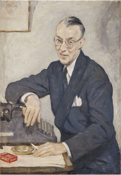 Portrait of Walter Whitworth