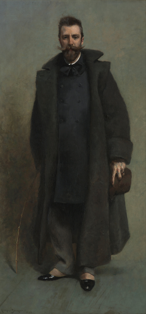 Portrait of William Merritt Chase