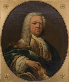 Portret van Martinus (?) of Paulus (?) Boogaert