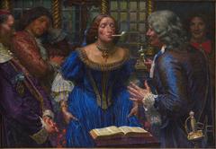 Queen Christina in Palazzo Corsini