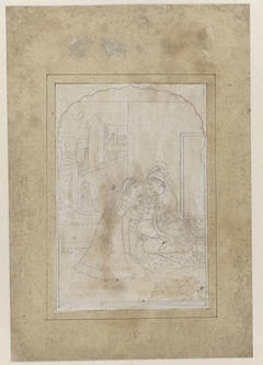 Radha en Krishna