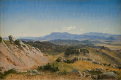 Rocky Hills near Civitella
