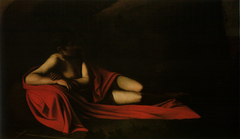 Saint John the Baptist Reclining