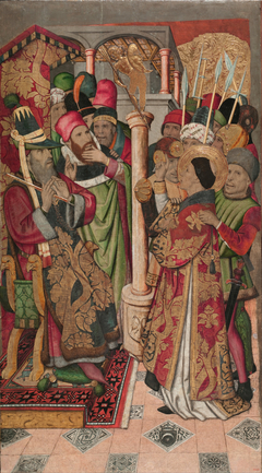 Saint Vincent before Dacian