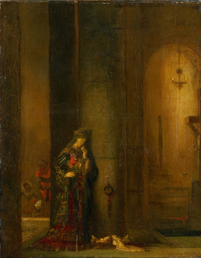 Salome at the Prison