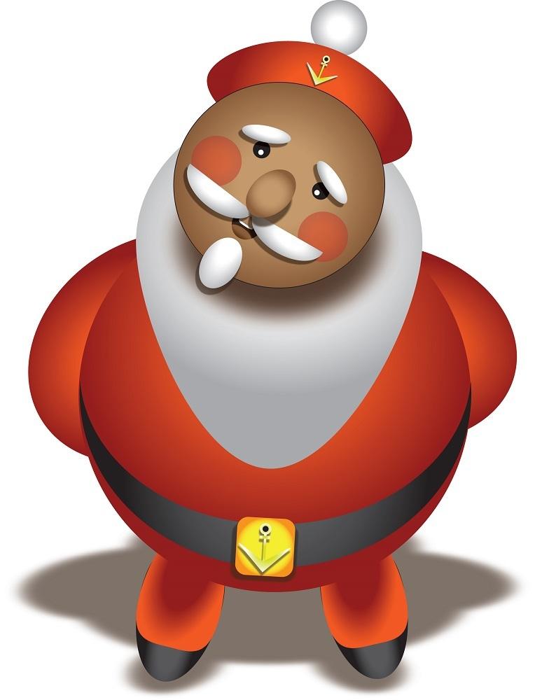Santa Claus - sailor