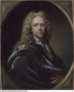 Self-portrait c. 1728